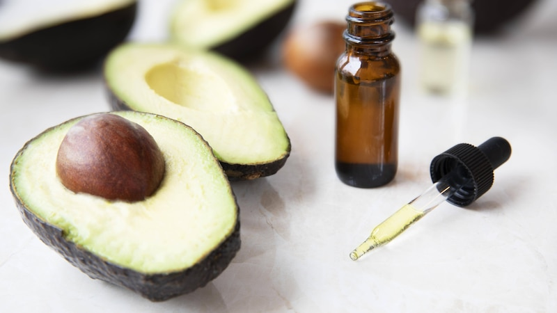 Avocadoöl ist für Haut und Haare eine Wundermittel