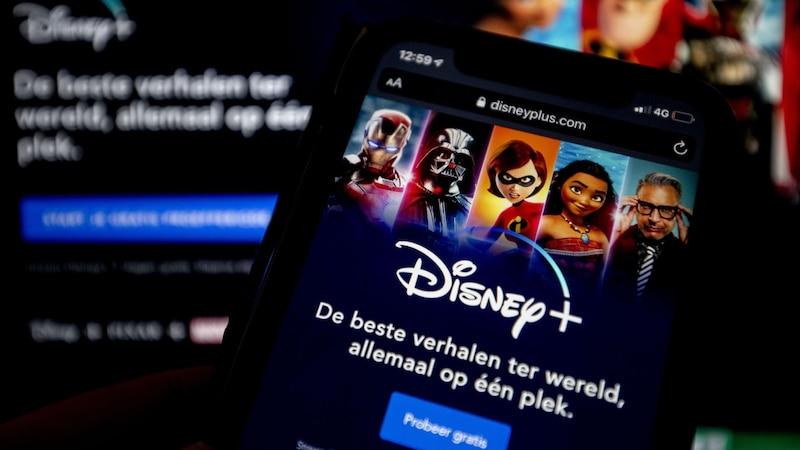 Den Streaming-Dienst Disney + können Sie über die App auf dem Apple TV nutzen.