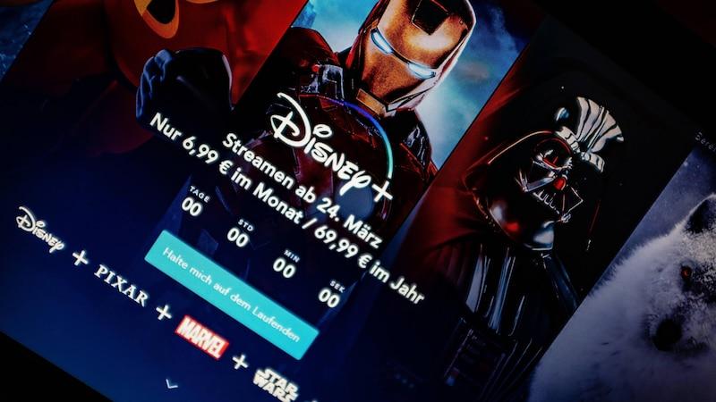Wir erklären Ihnen mit wie vielen Geräten Sie Disney+ gleichzeitig nutzen können.