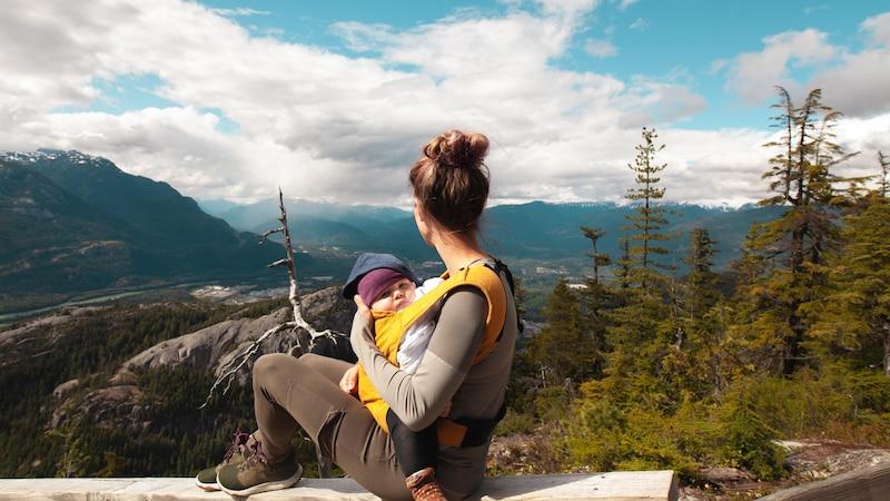 Zelten mit Baby: Entspannt und flexibel.