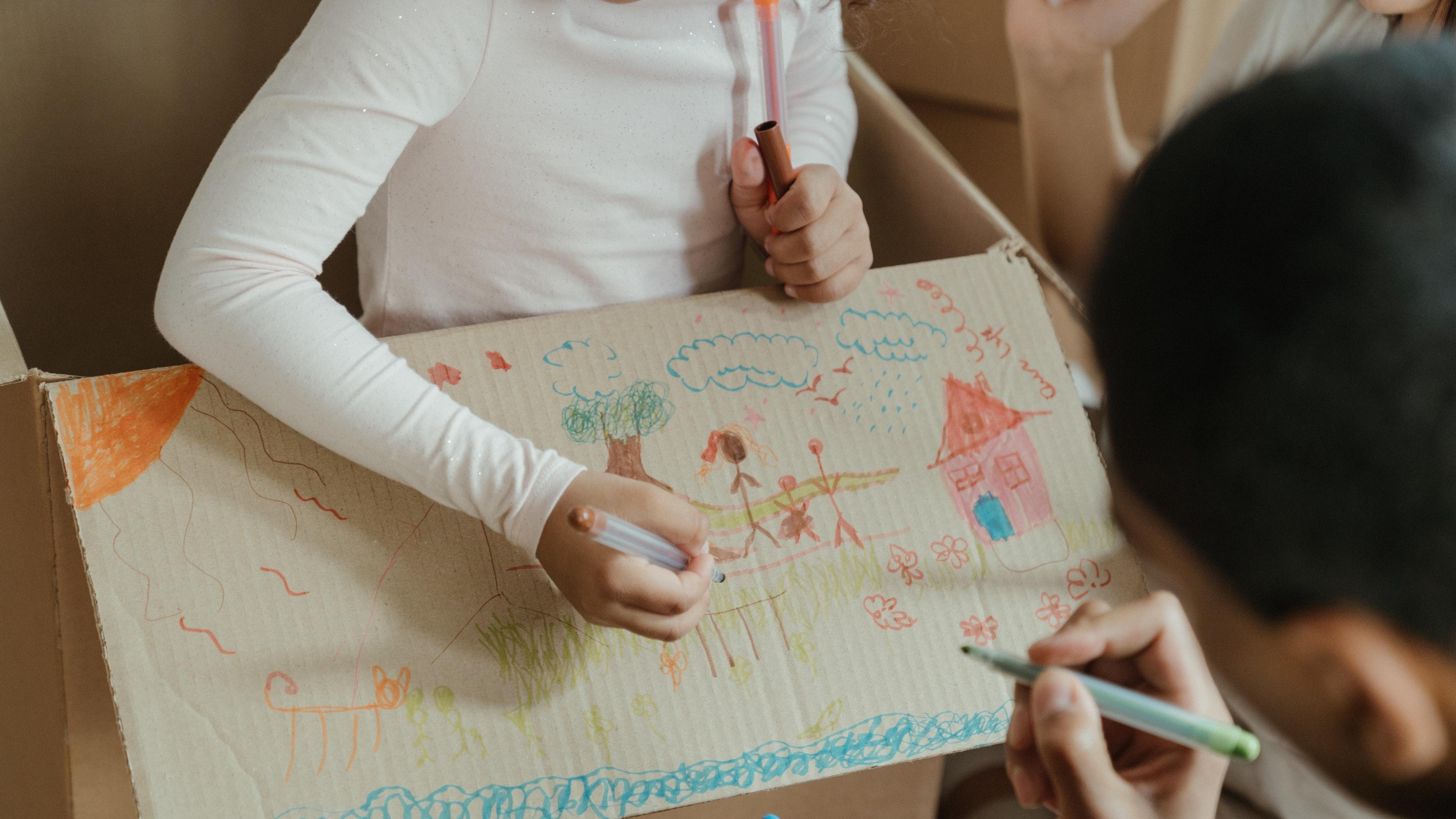 Recycling-Basteln mit Kindern: Die schönsten Ideen