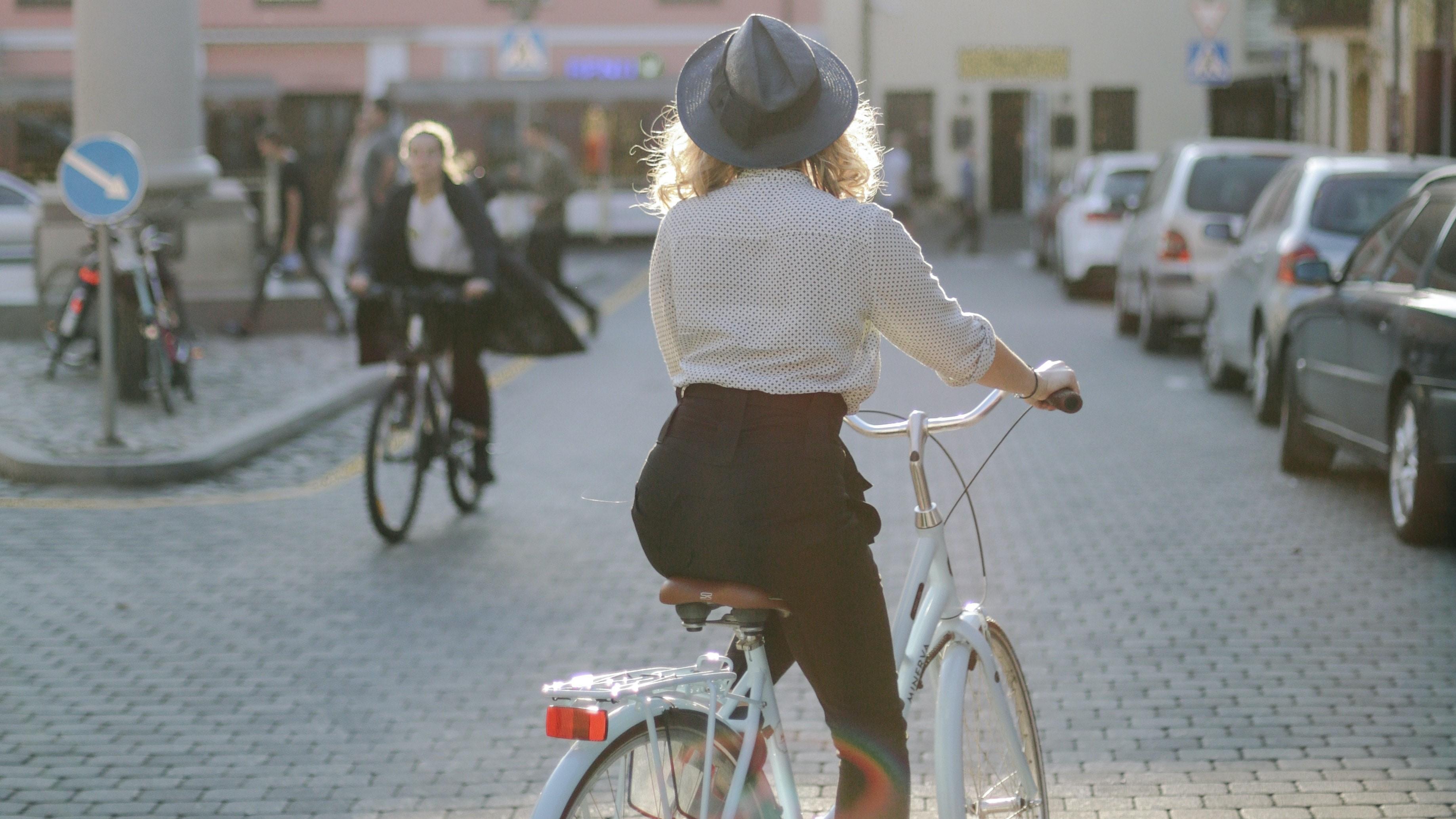 Fahrrad statt Auto: Das sind die Vorteile