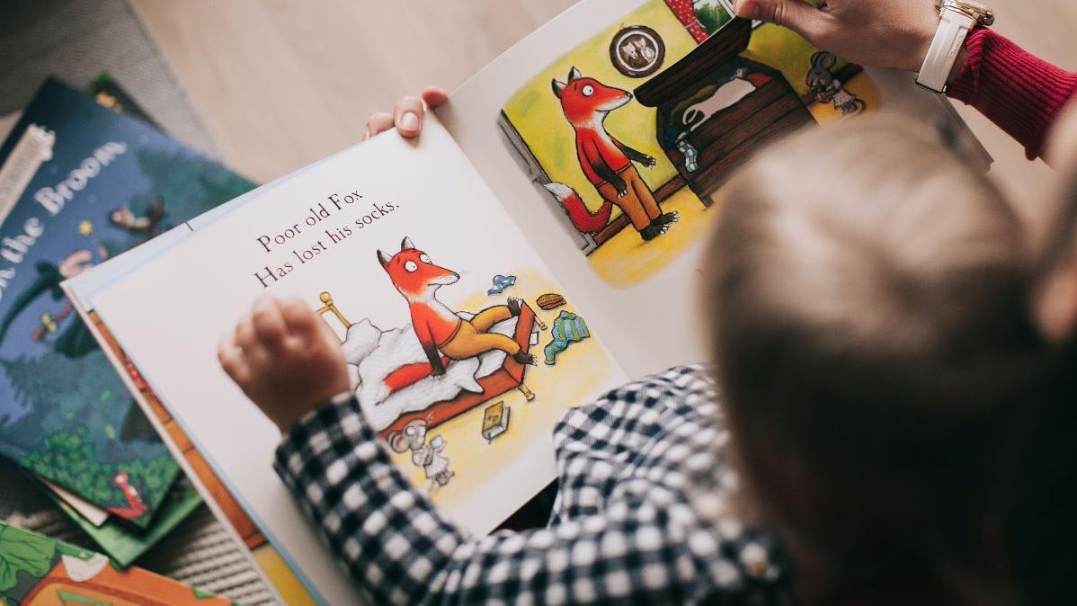 Für die ganz Kleinen: So bekommen Sie Kinderbücher günstiger.