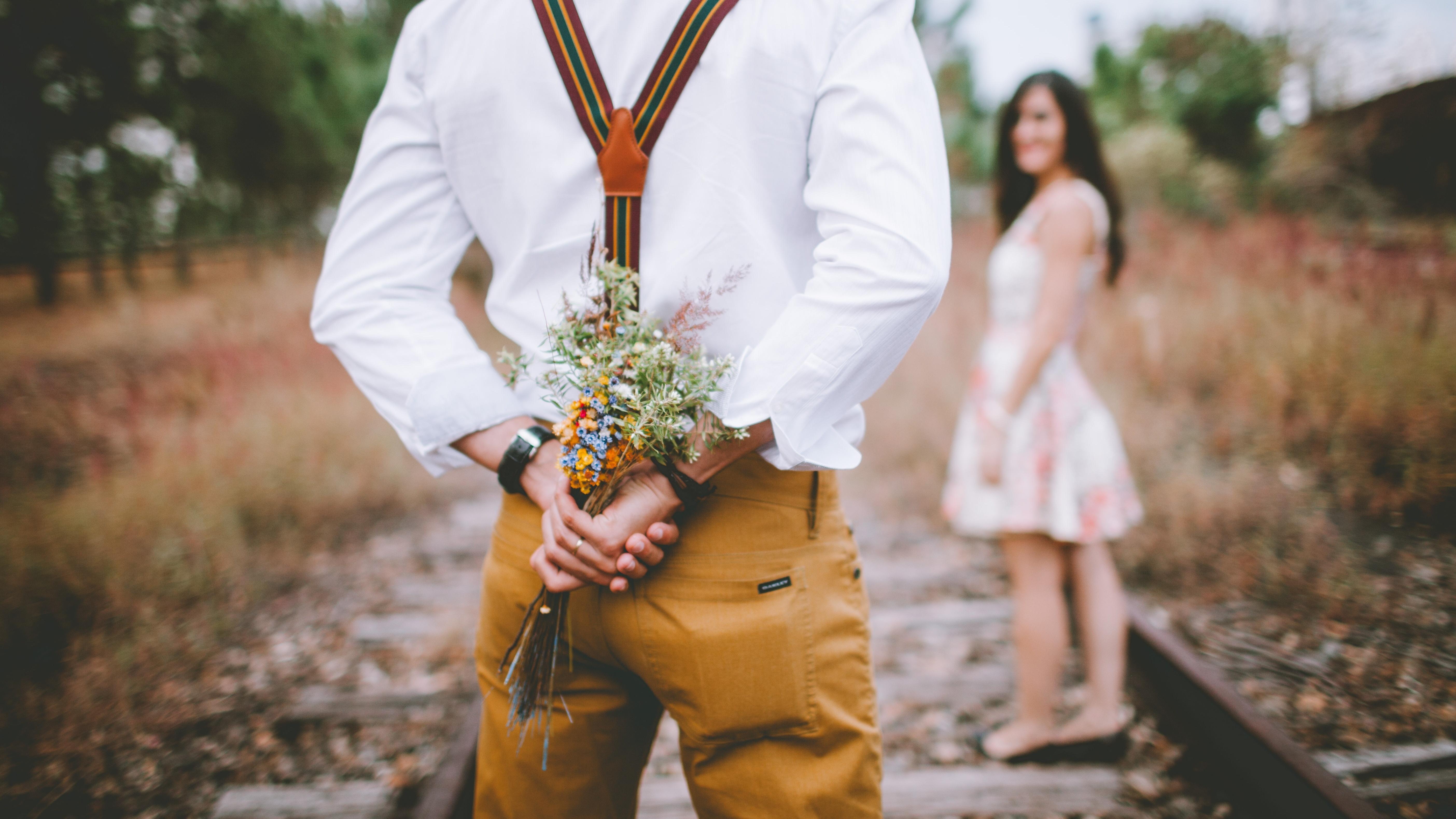 Mit etwas Kreativität lassen sich eine Vielzahl an origineller Heiratsanträge finden.