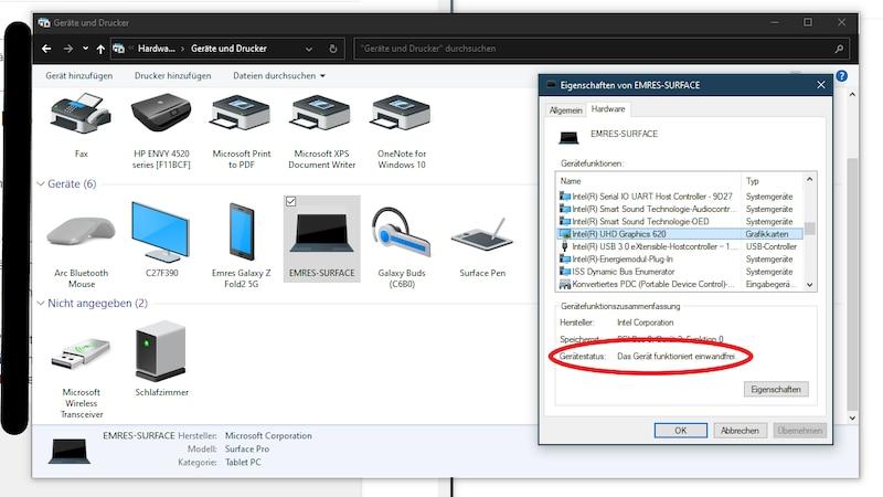 Um die Hardwarebeschleunigung aktivieren zu können, müssen Sie zuallererst ihre GPU überprüfen.