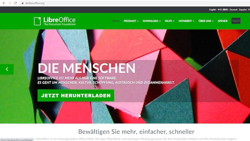 Mit LibreOffice haben Sie eine starke kostenlose Microsoft-Office-Alternative