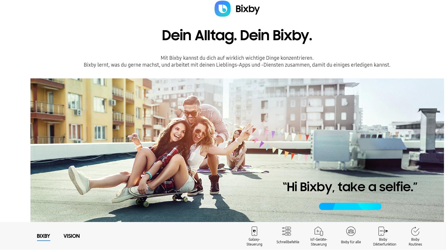 Was ist Bixby? Infos zum Sprachassistenten von Samsung