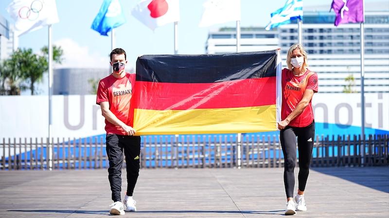 Deutsche Olympiateilnehmer 2021: Diese Sportler sind in Tokio am Start