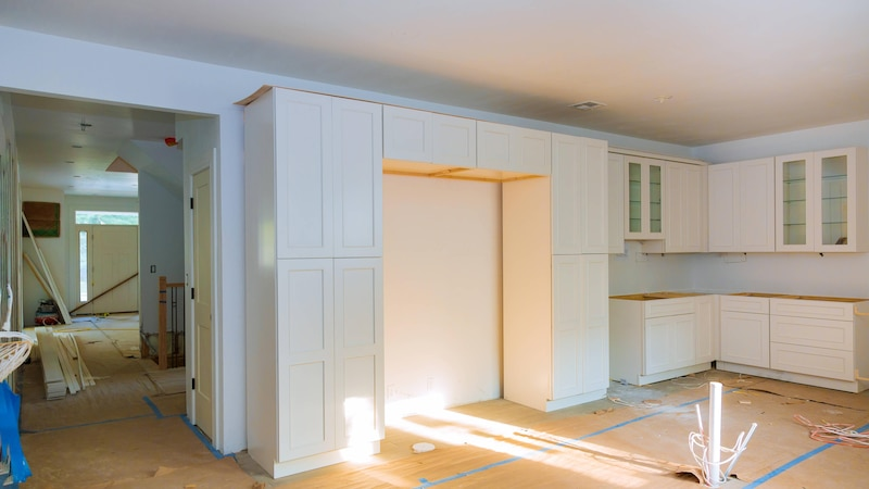 Küchenrückwand montieren - so gelingt's
