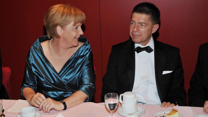 Angela Merkel: Was über Ehemann Joachim Sauer bekannt ist