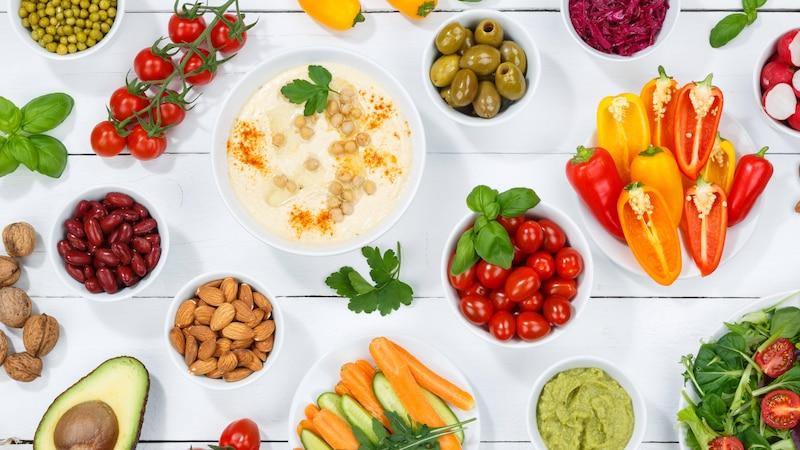 Vegan und Vegetarisch: Das ist der Unterschied