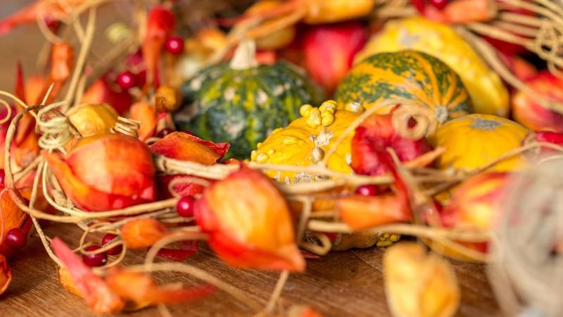 Herbstdeko basteln: 3 einfache Ideen