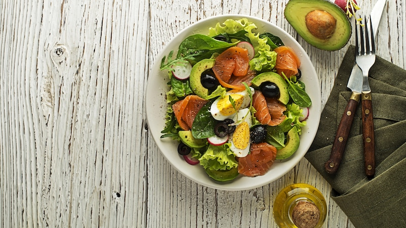 Lebensmittel mit Omega-3: Die besten Nahrungsmittel