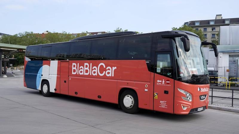 Eine Reservierung eines Sitzplatzes bei BlablaCar ist nicht möglich.