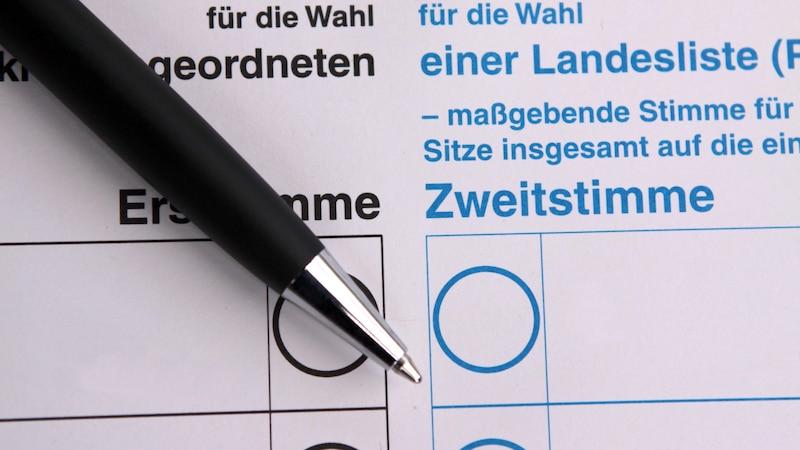 Bundestagswahl: Welcher Stift ist in der Wahlkabine erlaubt?