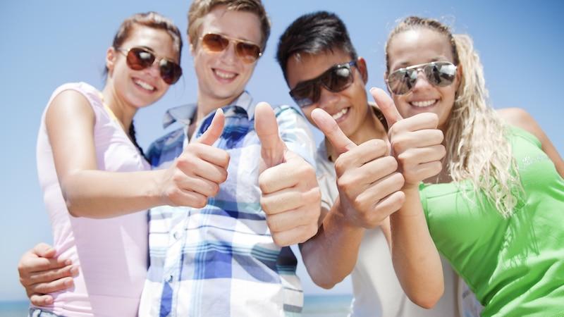 Toxische Positivität: Warum auch negative Emotionen wichtig sind