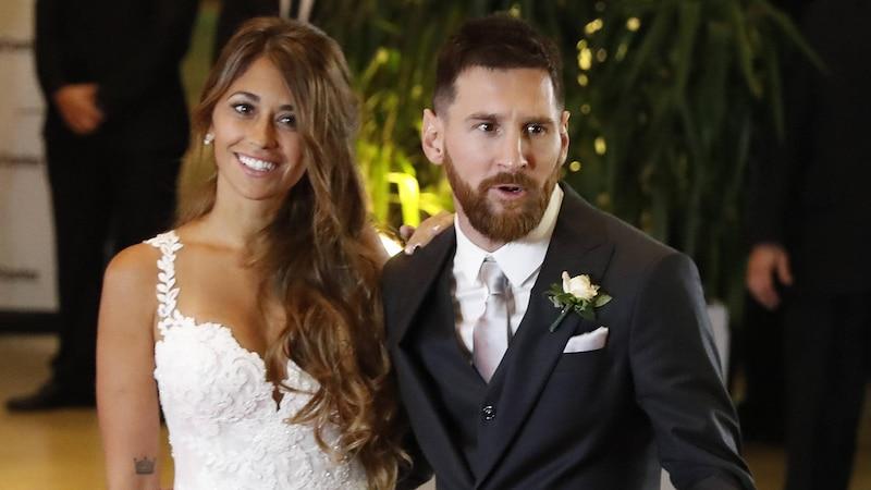 Lionel Messi: Jahresgehalt, Marktwert, Frau und Kinder