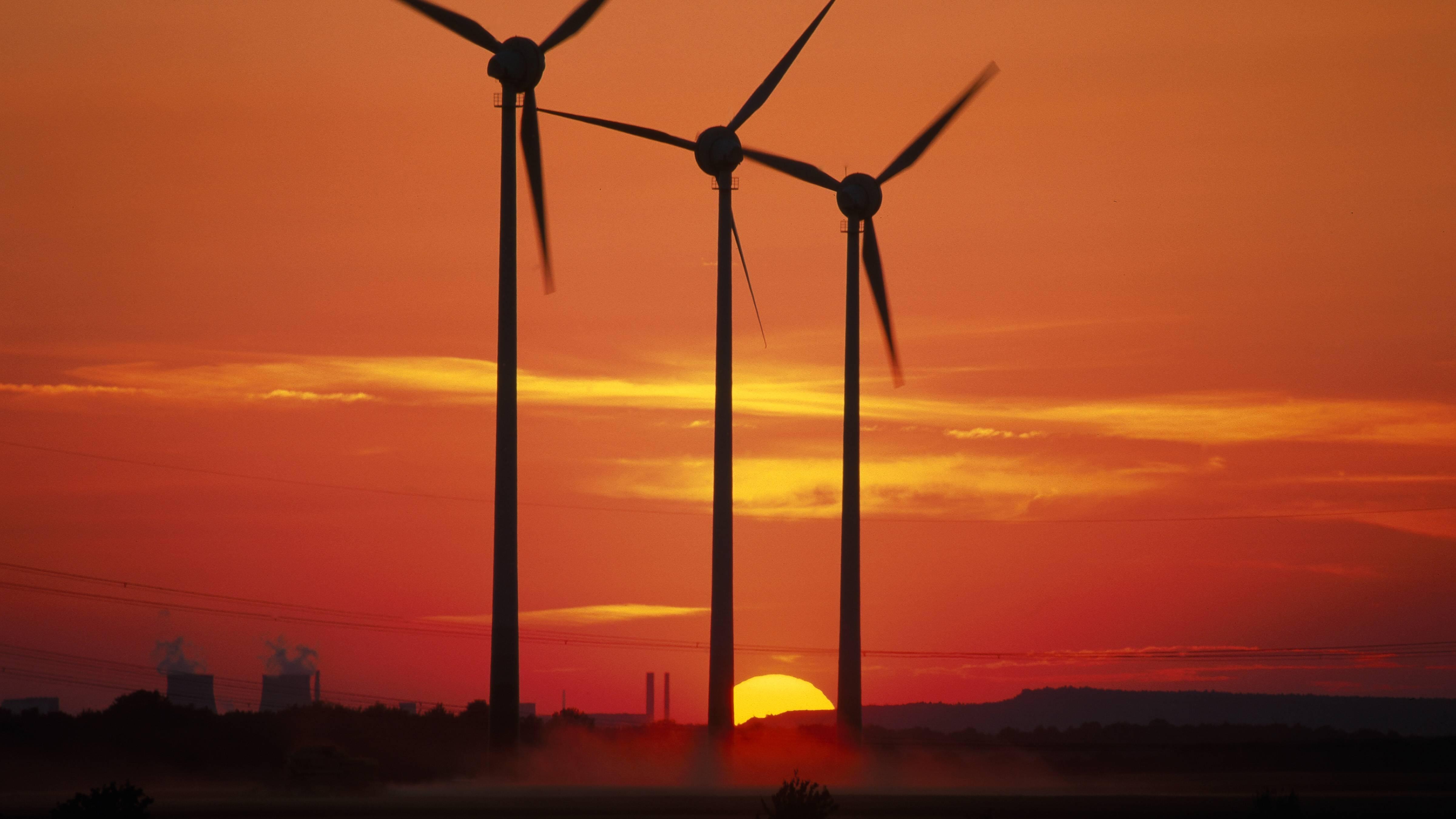 Diese Vor- und Nachteile bringt Windenergie mit sich.