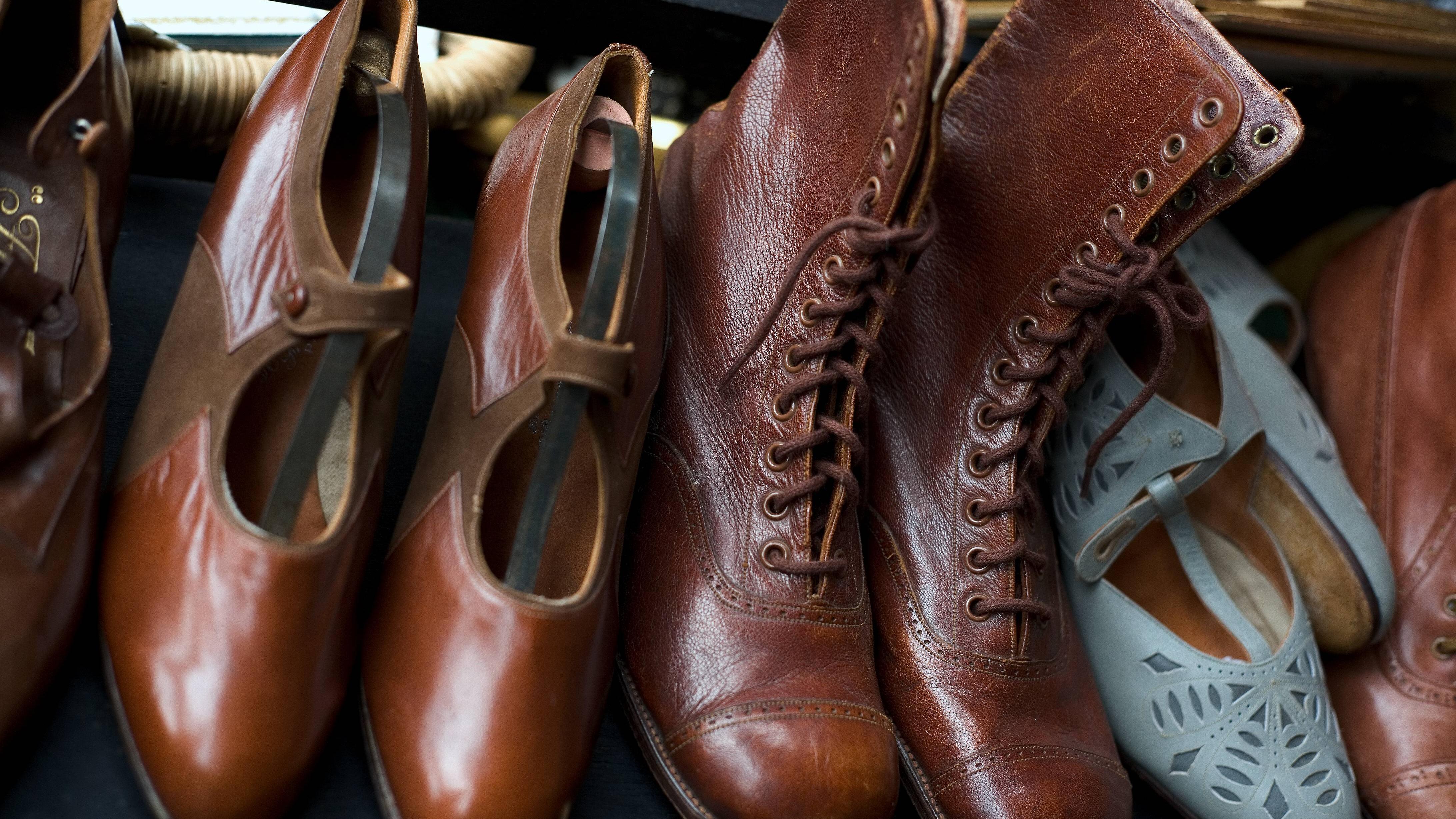 Schuhe imprägnieren: So machen Sie es richtig