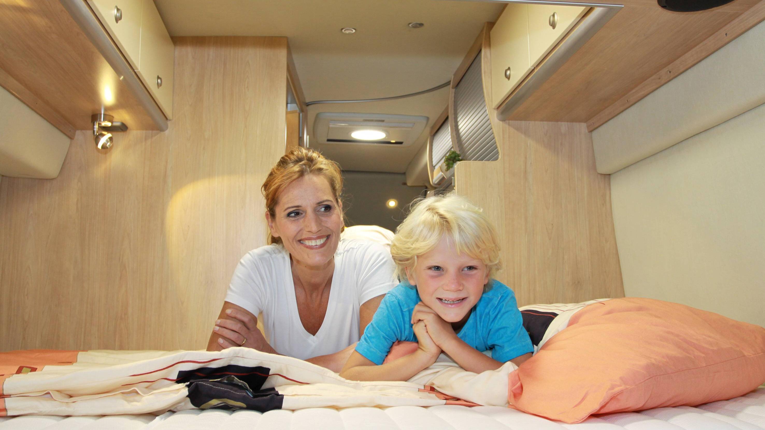 Urlaub im Wohnmobil mit Kind: Die besten Tipps