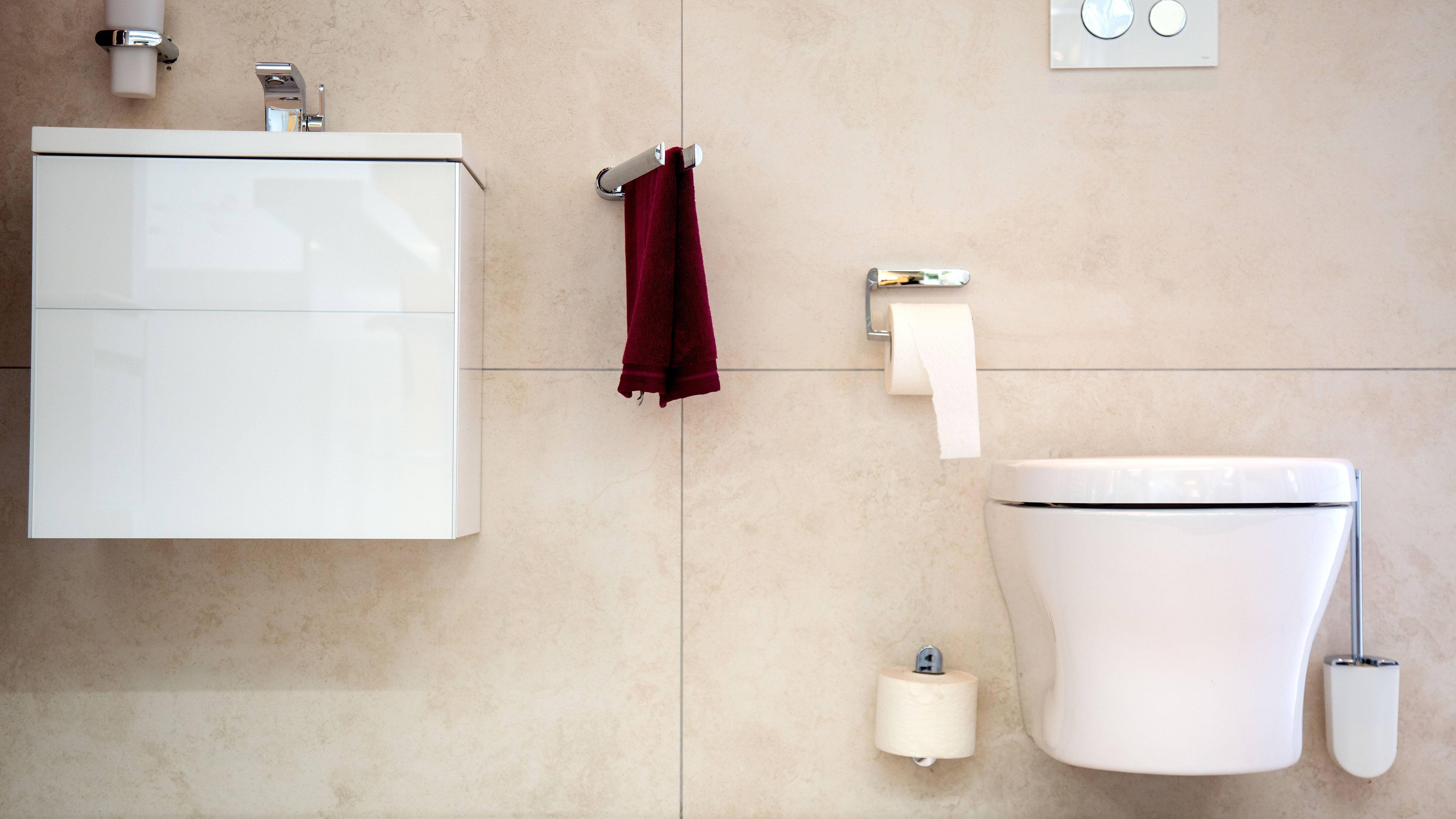 Toilette entkalken: So geht's richtig