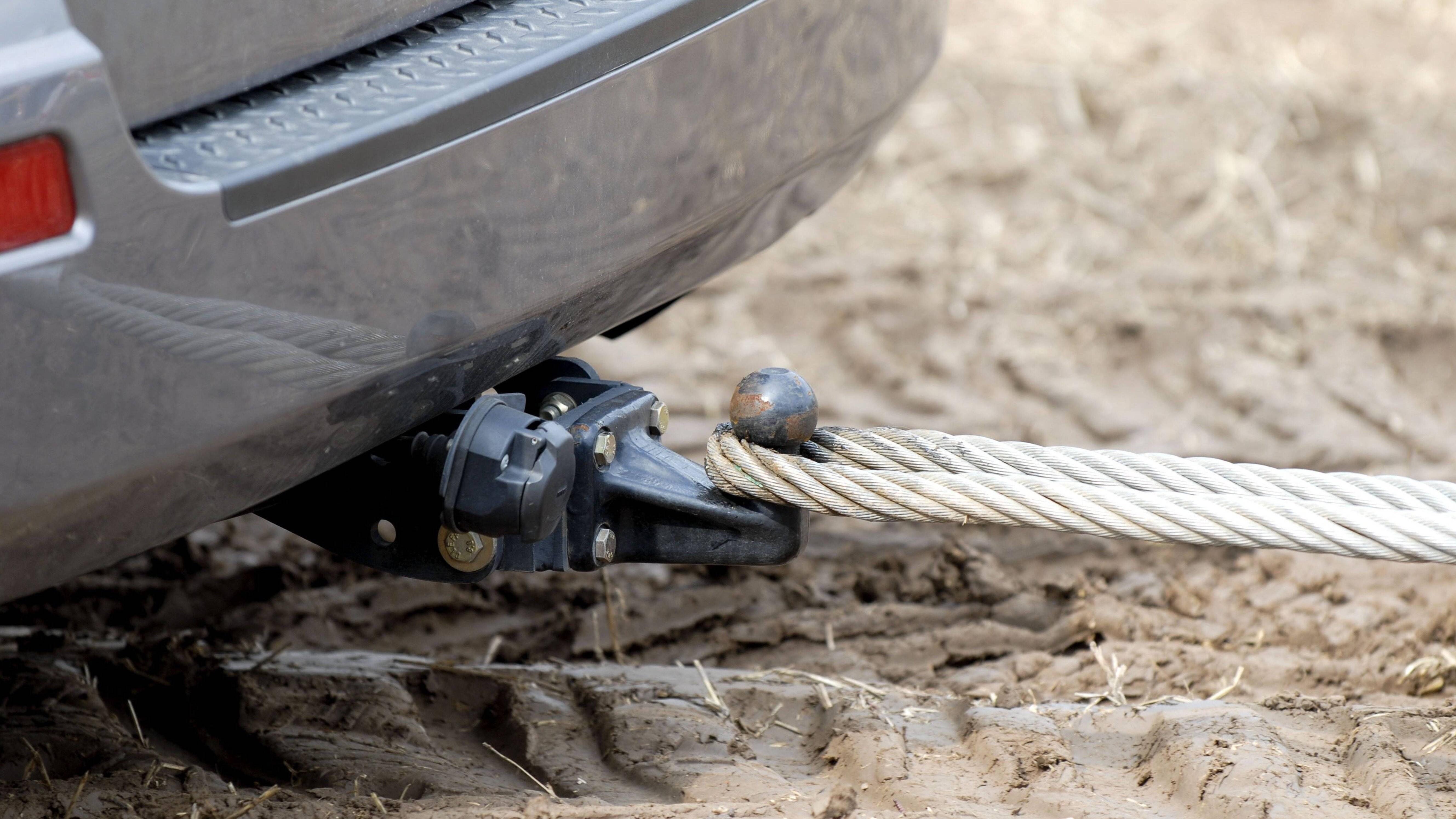 Auto selber abschleppen: Darauf müssen Sie achten
