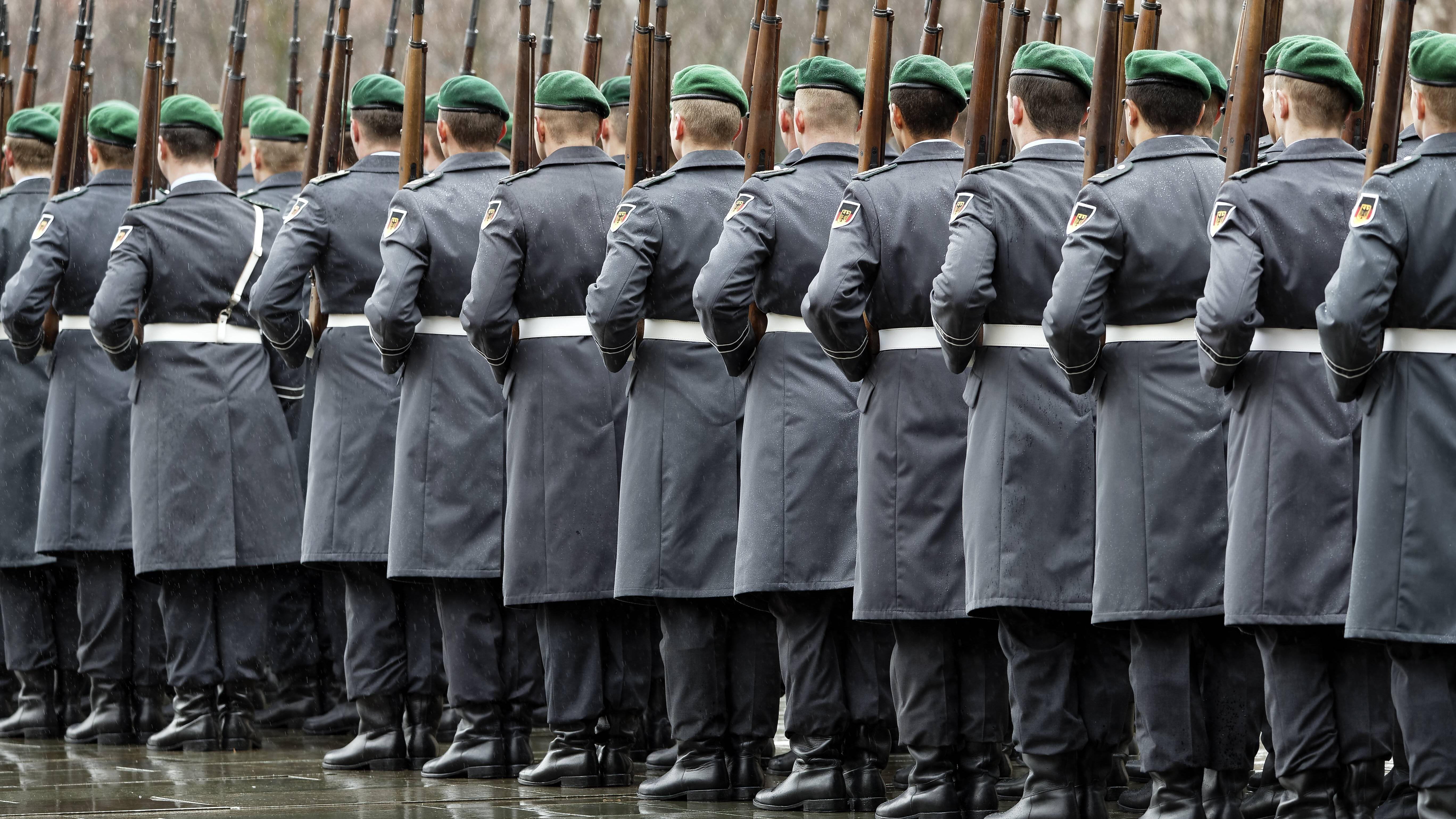 Bundeswehr: Das ist die allgemeine Grundausbildung