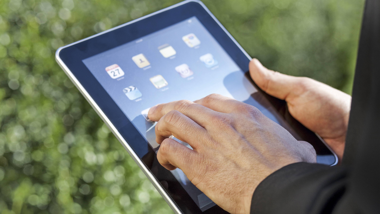 iPad: Bildschirm dreht sich nicht - das können Sie tun