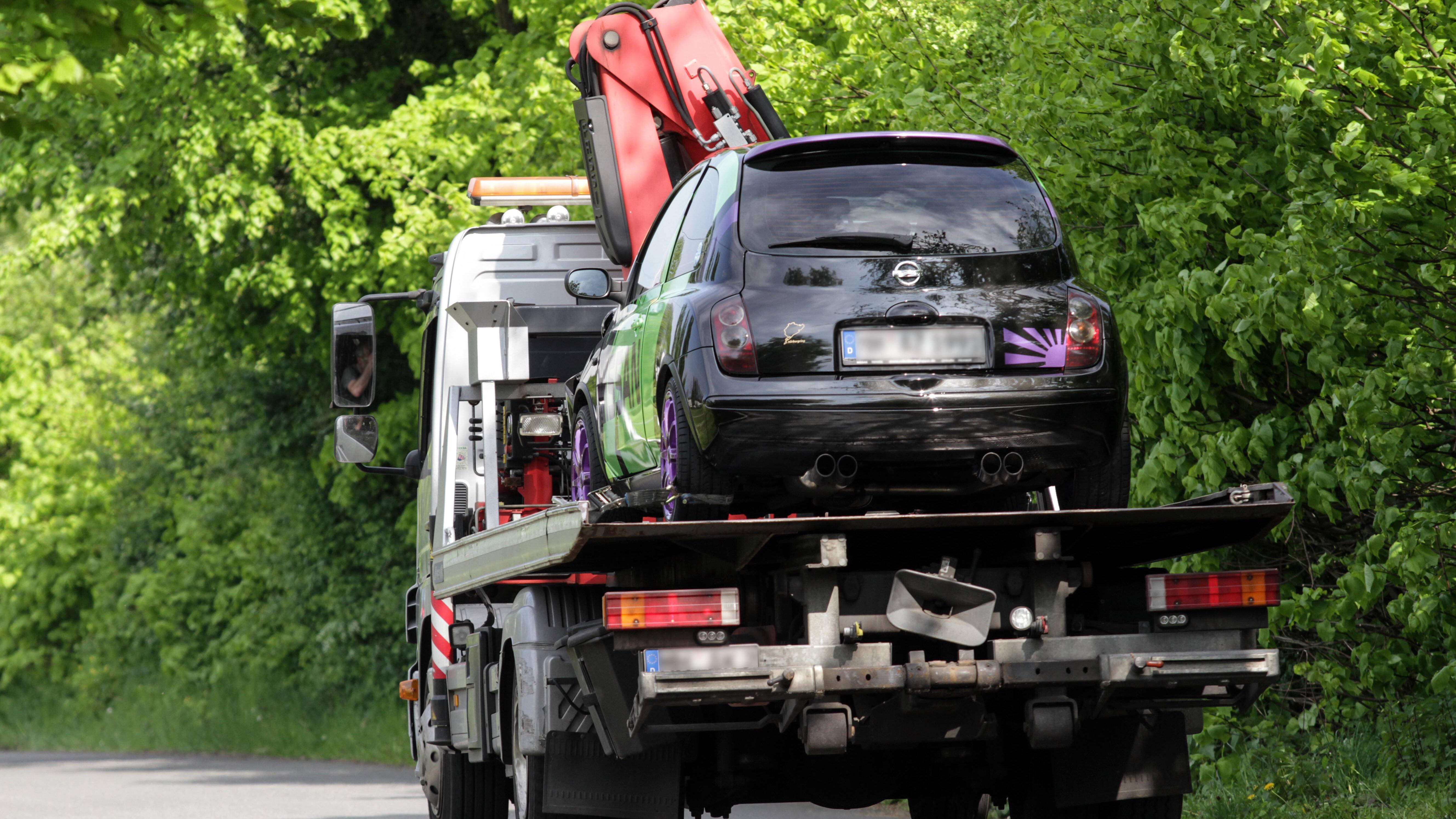 Auto nimmt kein Gas an: Ursachen und Lösungen