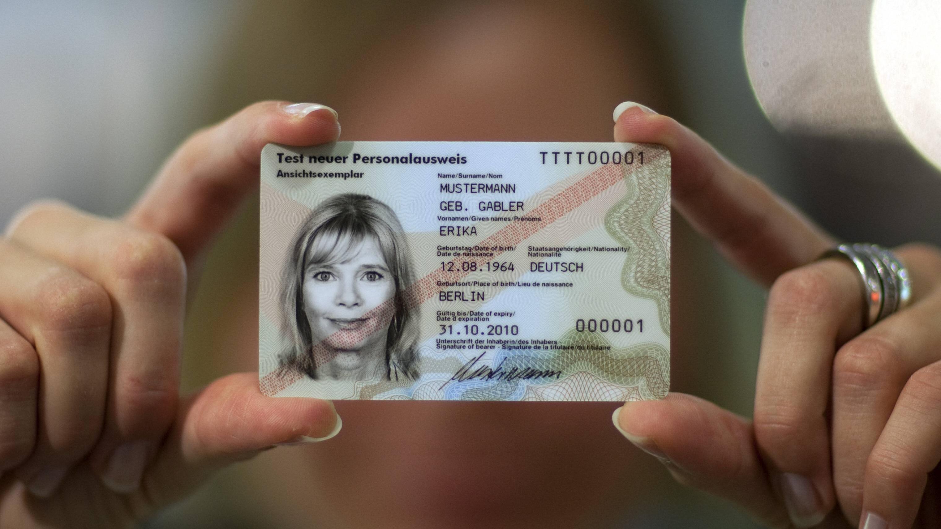 Personalausweis verlängern - so geht's