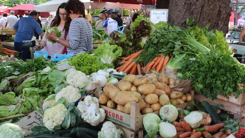 Obst und Gemüse lagern: Tipps für die richtige Aufbewahrung