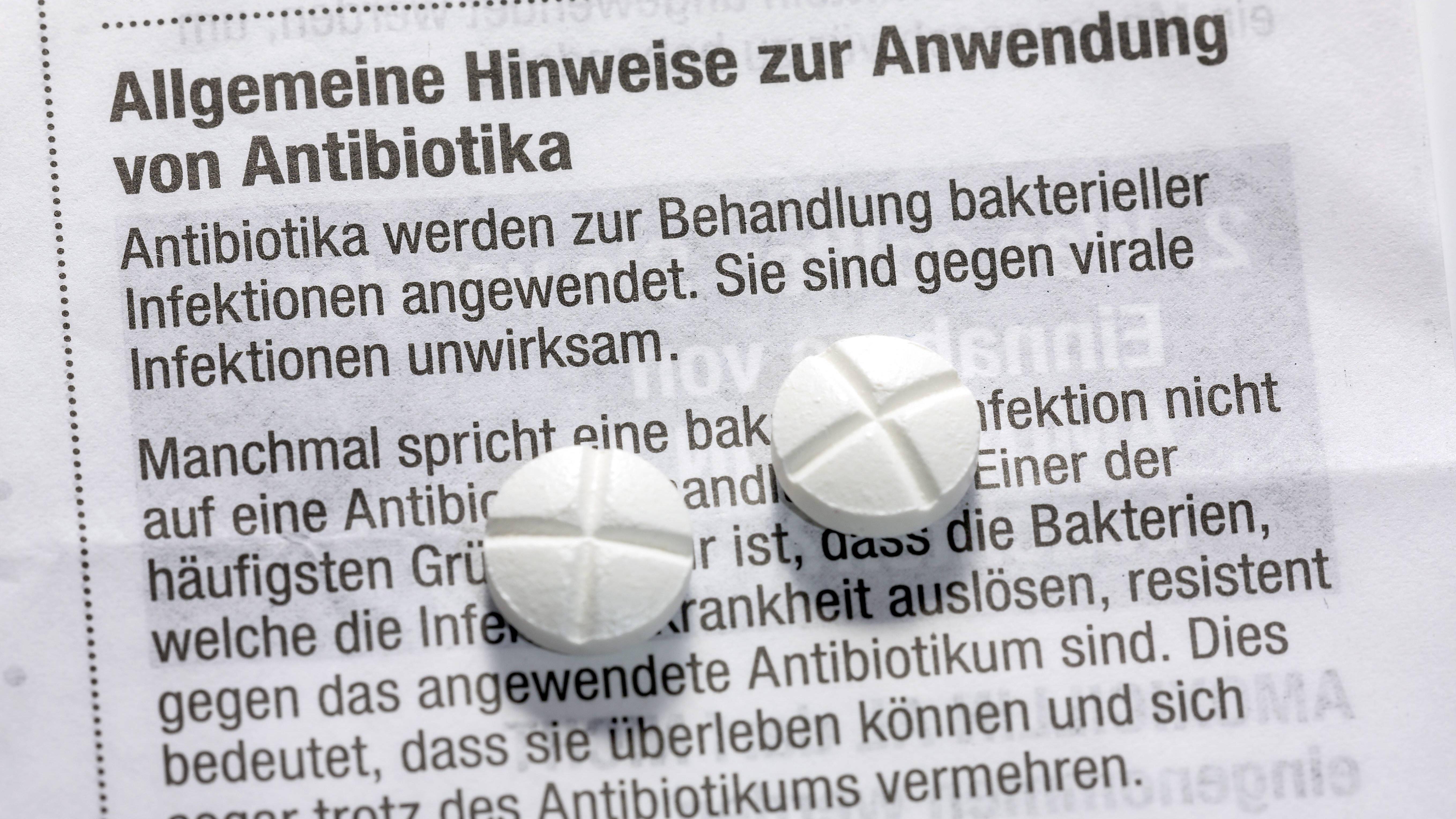 Wir klären Sie auf über Wirkung und Nebenwirkungen von Antibiotika.