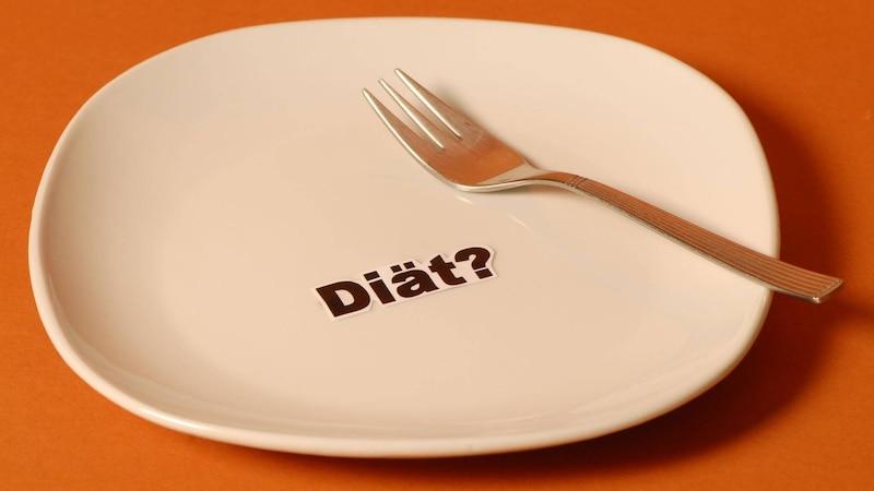 Abnehmen ohne Kalorien zählen - so geht's