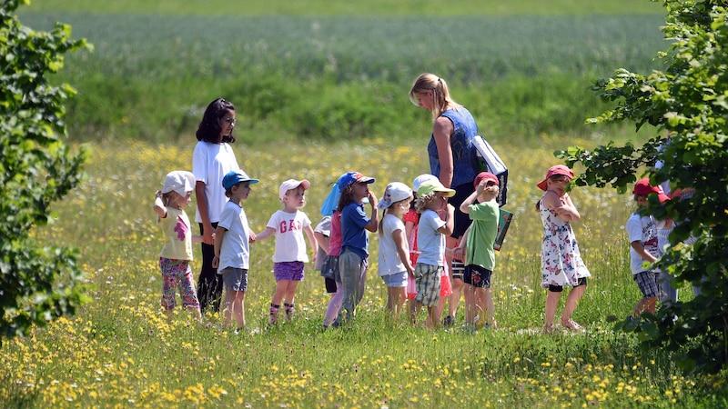 Kosten für den Kindergarten: Bei der Beitragshöhe sind nicht nur Betreuungskosten entscheidend.