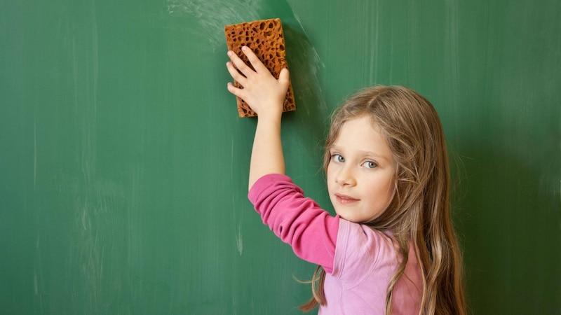 Notenschlüssel Grundschule: So sieht die Notentabelle aus