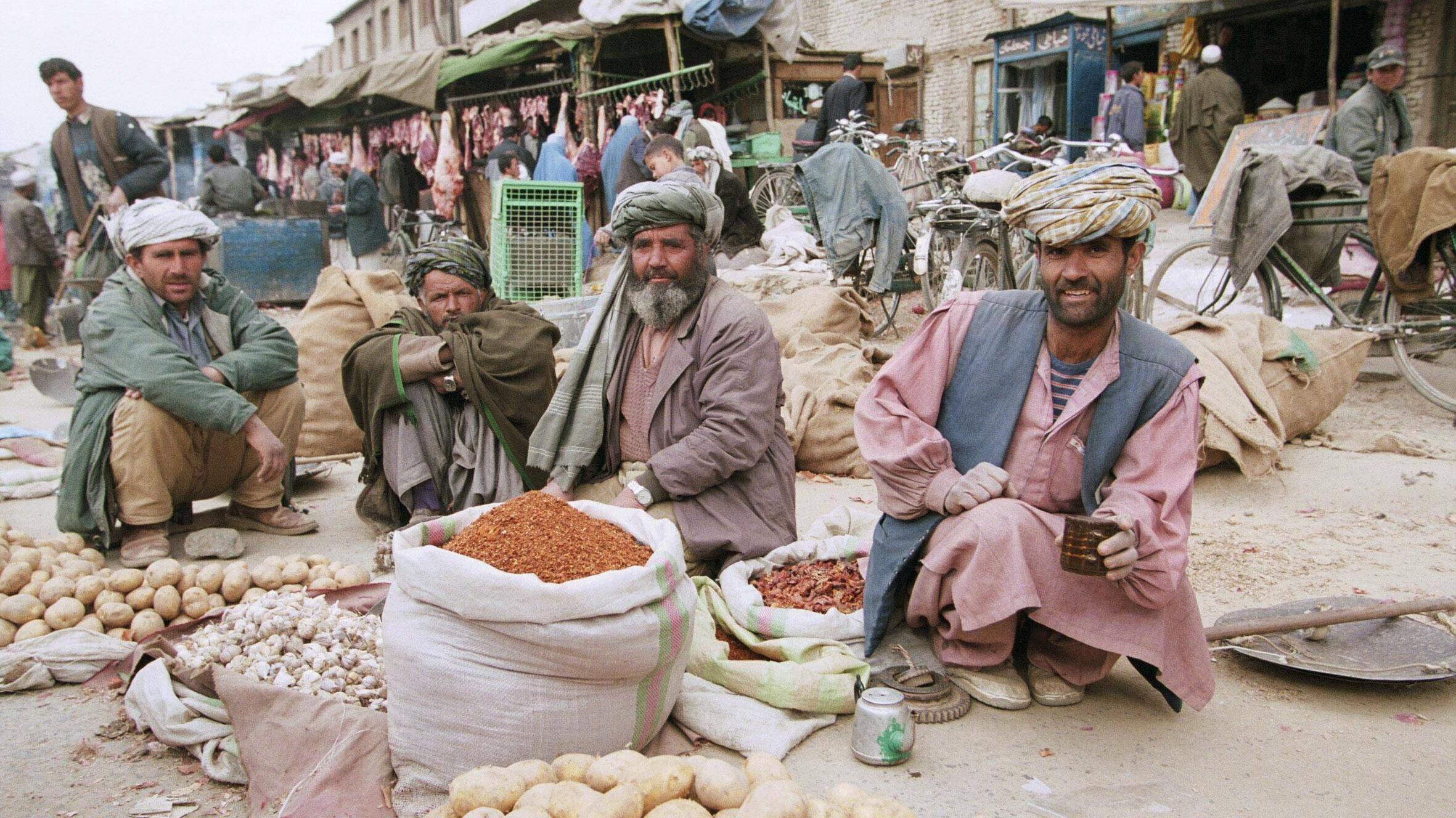 Afghanistan: Sprachen, Kleidung, Währung - alle Infos