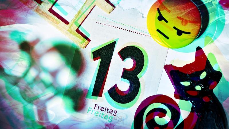 Freitag, der 13. bringt Unglück: Woher kommt der Aberglaube?