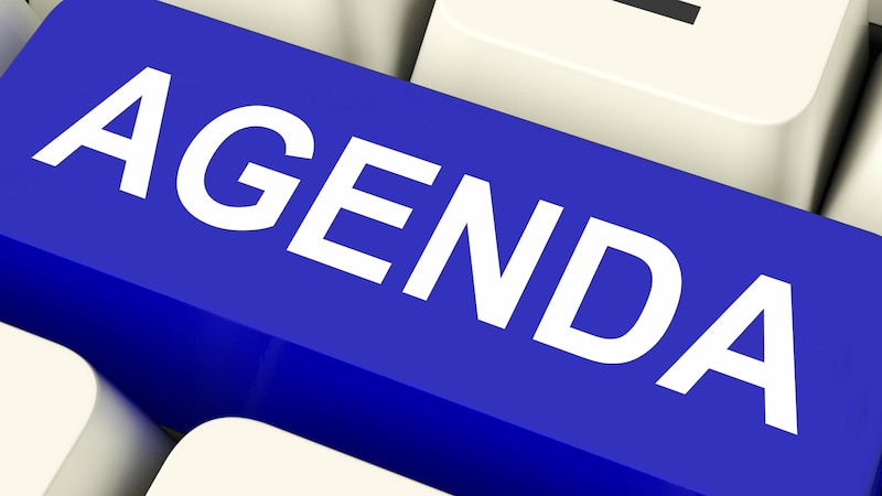 Agenda: Plural, Bedeutung, Herkunft