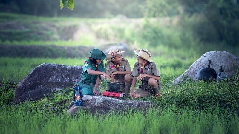 Zelten mit Kindern: Tipps und Hinweise für den Familienurlaub