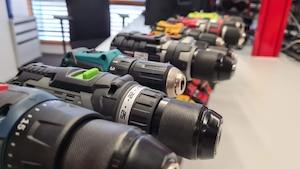 Das CHIP-Testcenter hat eine Reihe von Akkuschraubern geprüft.