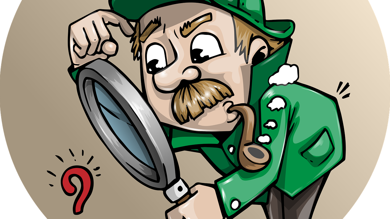 Um eine Schnitzeljagd zu planen, wird ein kluges Köpfchen gebraucht, um alle Hinweise zu entschlüsseln.