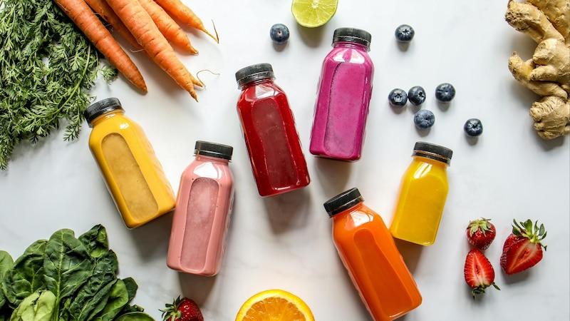 Saftkur: Diese Wirkung erzielt die Detox-Diät