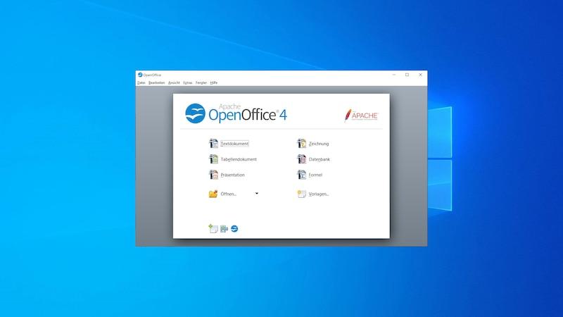 OpenOffice: Deckblatt einfügen