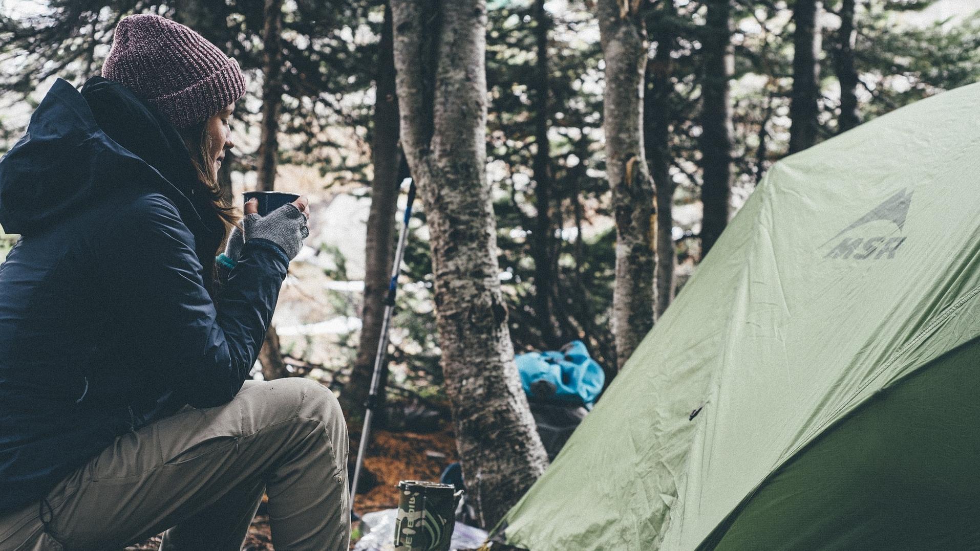 Zelt zum Wandern: Tipps und Hinweise zur Auswahl