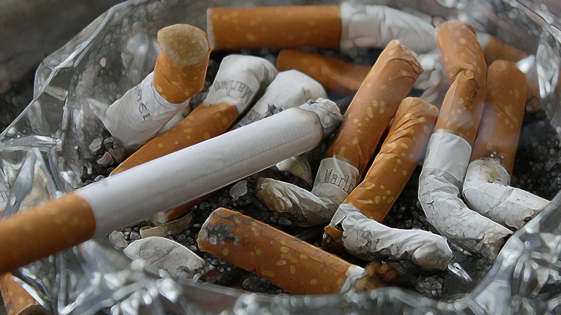 Körperveränderung nach Rauchstopp - das ändert sich, wenn Sie aufhören.