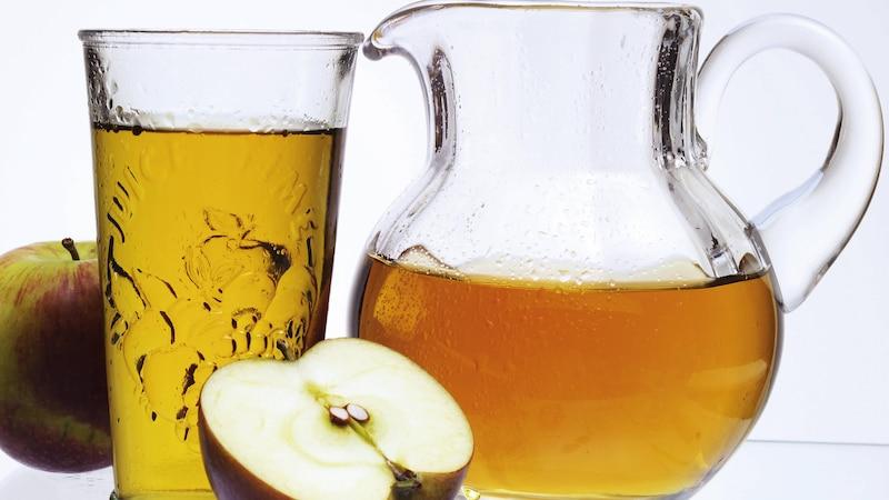 Apfelsaft einfrieren: Wissenswertes und wie Sie am besten vorgehen