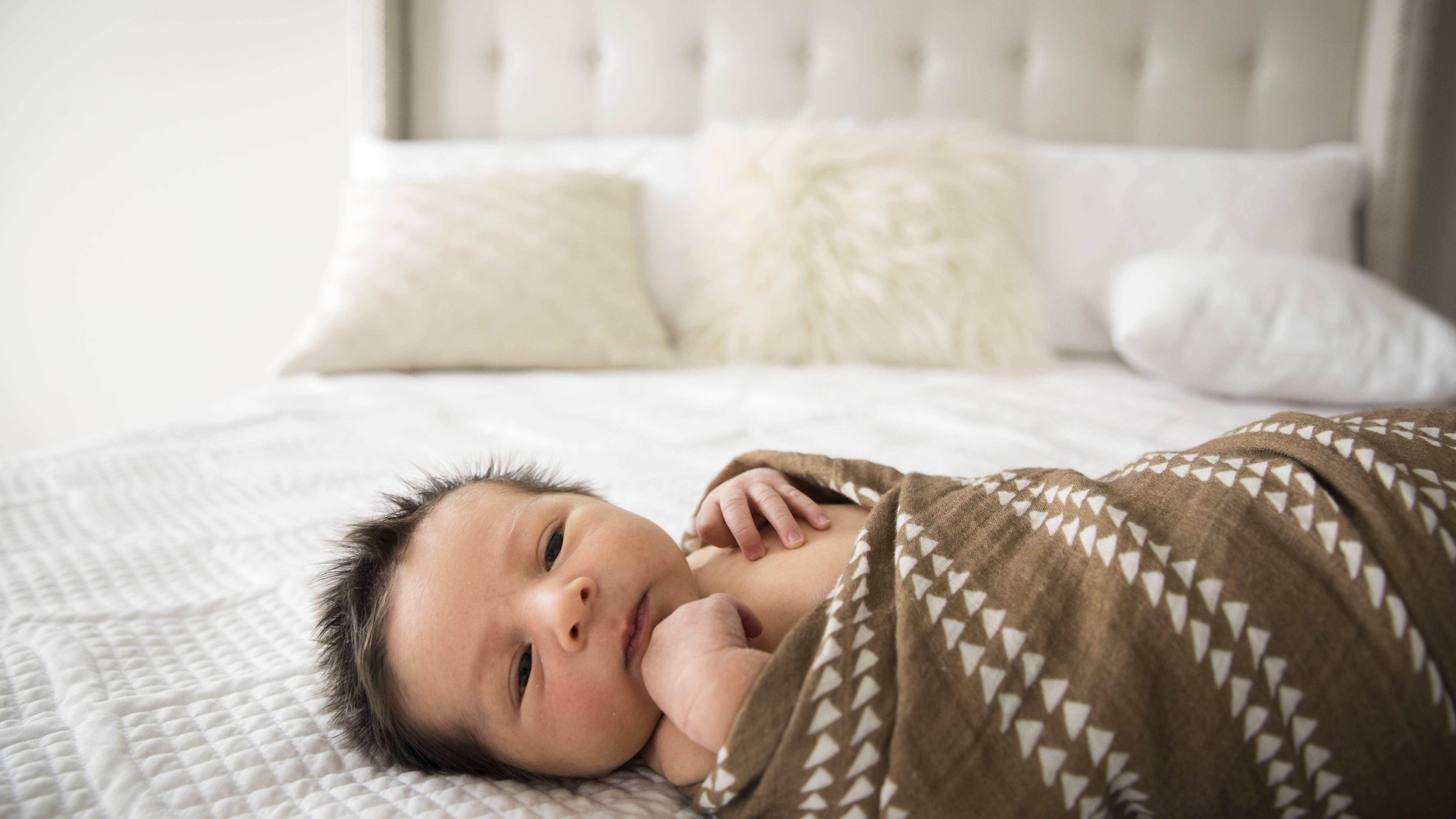 Haarausfall bei Babys ist meist harmlos