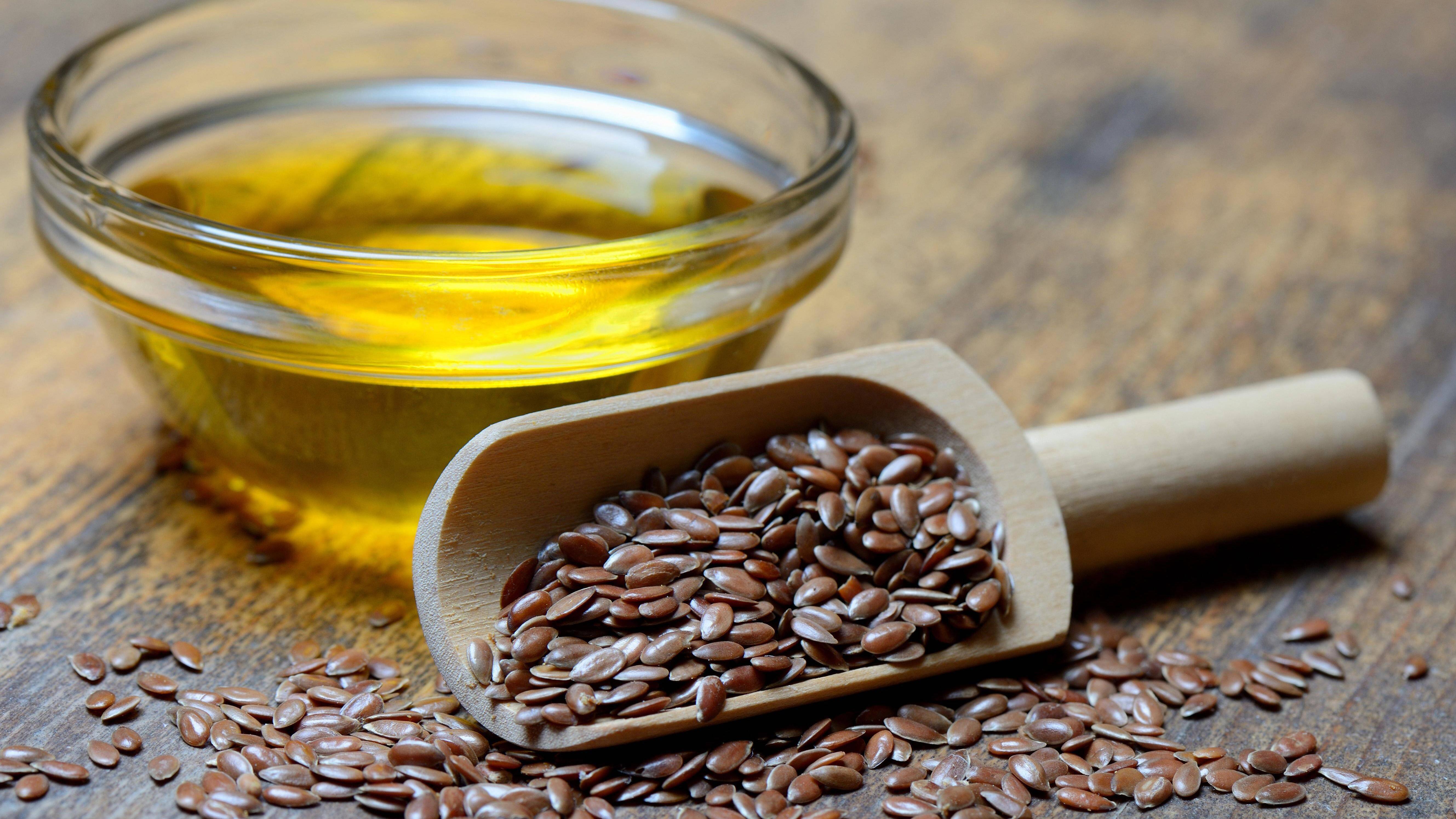 Leinöl gegen Falten: Alles über Wirkung und Anwendung