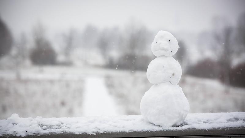Schnee selber machen - so geht's