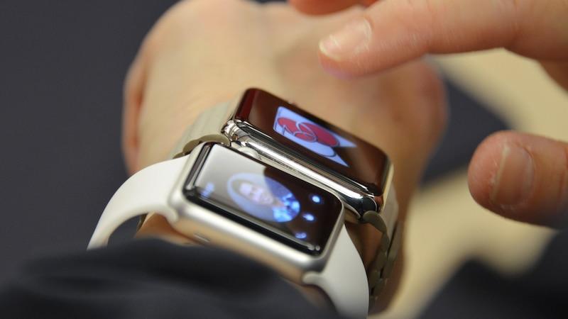 Apple Watch: Kontakte anrufen - so geht's